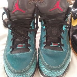 "Jordan Son of Mars ""Dark Sea"""